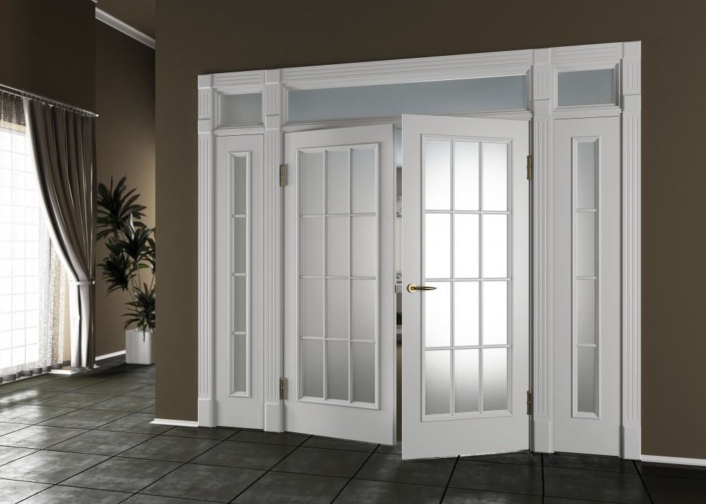 Обрамление дверных проёмов из полиуретана