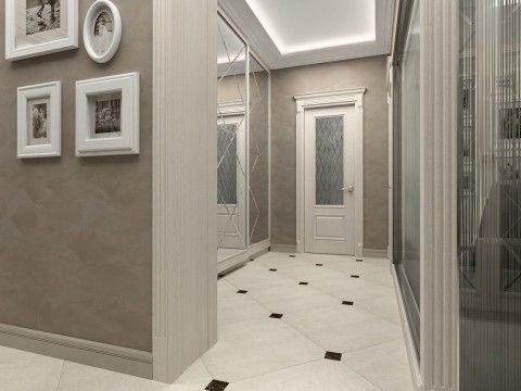 Оформление проёмов дверных: полиуретановые порталы