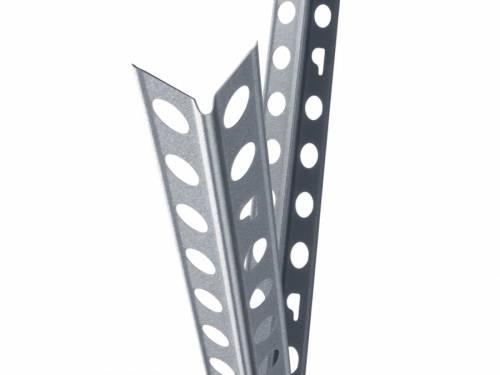 Перфорированные уголки для защиты наружных углов откосов