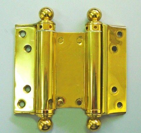 Петля под золото с декоративными наконечниками