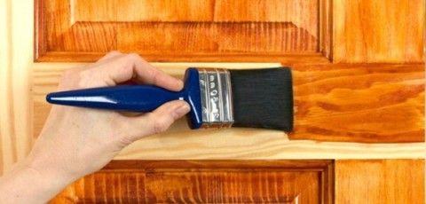 Покрываем изделие равномерно сплошным слоем без потеков