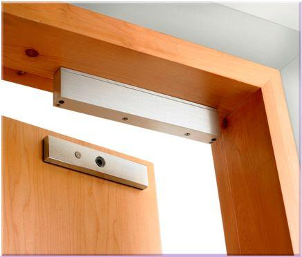 Применение магнита для двери