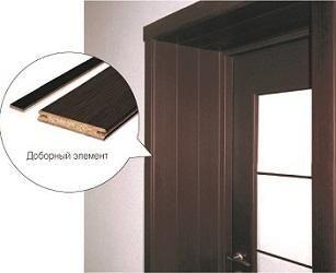 Расширительная планка дверной коробки