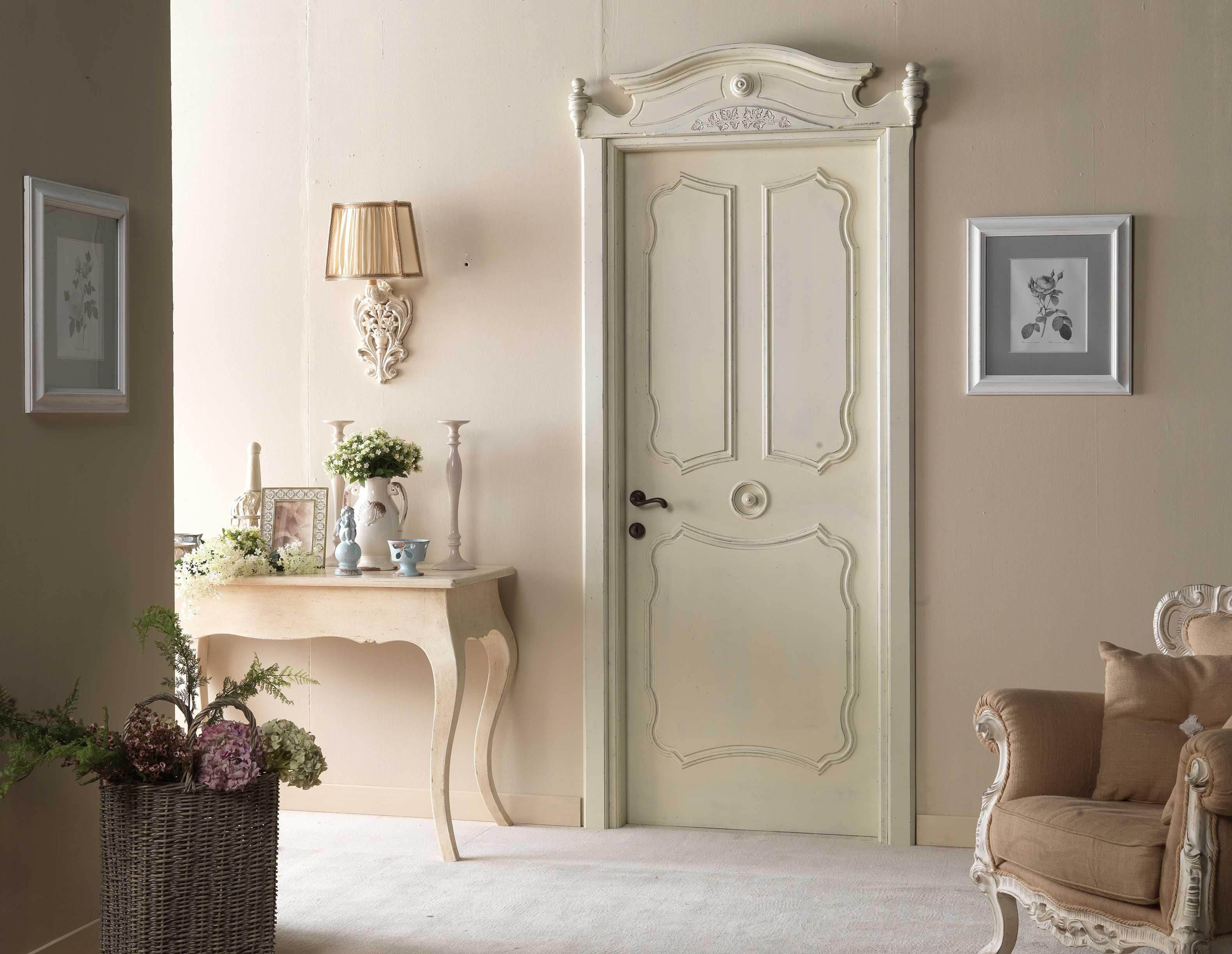 двери в стиле прованс картинки