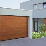 Рулонная гаражная модель ворот от Hormann