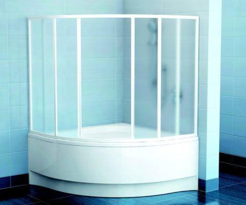 Сдвижная конструкция для ванной