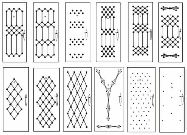 Как обшить деревянную дверь изнутри