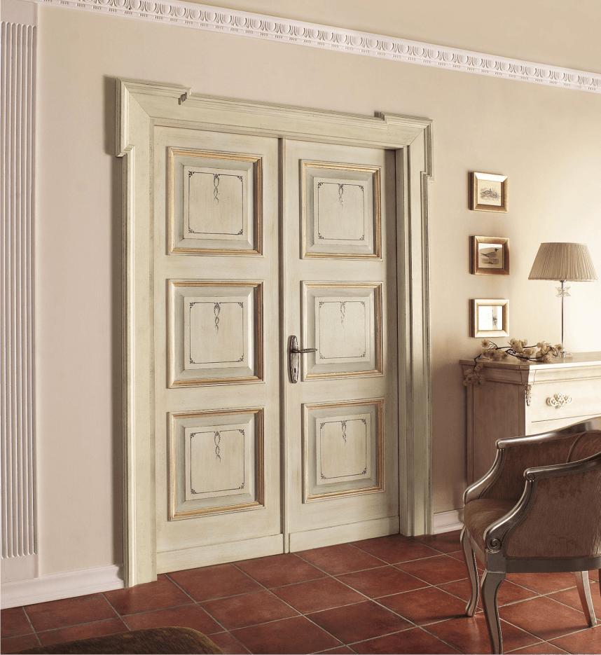 Шестифилёнчатая внутренняя дверь