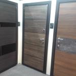 Широкие входные двери 90 см