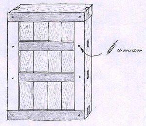 своими руками входные деревянные двери