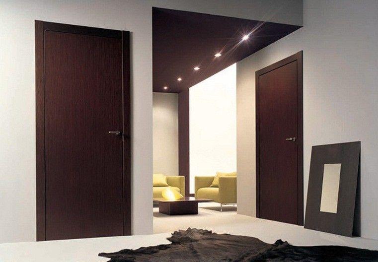 Цвет венге в интерьере помещения