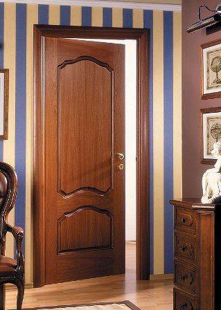 установка межкомнатных дверей с порогом