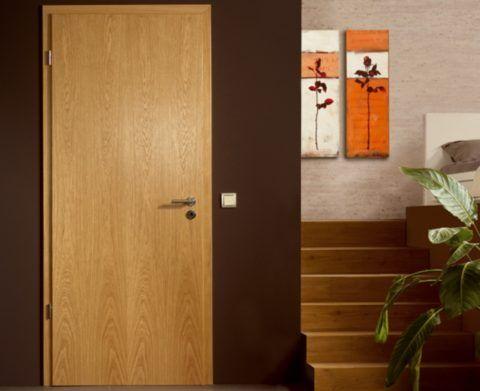 В жилых помещениях можно использовать любые полотна