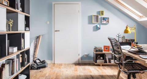 Вариант оформления домашнего кабинета