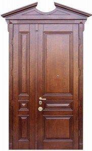 стандартный размер входной двери