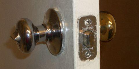 Врезные ручки для дверей межкомнатных